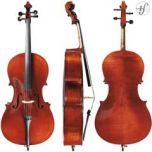 Violoncelo Antoni Marsale Workshop C1 4/4 Cópia Stradivarius