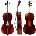 Violoncelo Antoni Marsale Workshop French 4/4 Stradivari 1710 'Gore Booth'
