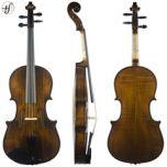 Viola de Arco Rolim Strad J A Francis Orchestra 42