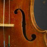 Violino Antigo 4/4 Restaurado Danilo Barbalho