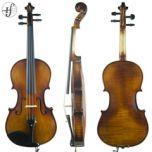 Violino Erudithus HF180 4/4 Envelhecido (Restaurado)