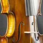 Violino Daniel M M Silva Luthier cópia Stradivarius 1721