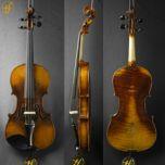 Violino Oficina Alemã 4/4 Heinzel Restauro Atelier di Andrade