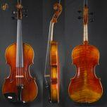 Violino Oficina Roy Kang H5 cópia Stradivarius (Restaurado Danilo Barbalho)