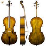 Violoncelo Rolim Milor Strad Gold Vintage 4/4
