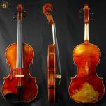 Viola de Arco Luthier Danilo Barbalho 2019 Cópia Giuseppe Ornati 1921
