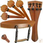 Conjunto Violino Boxwood Antoni Marsale VL51 Tuner Flat