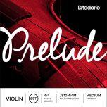 Encordoamento Violino DAddario Prelude J810 4/4