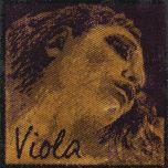 Encordoamento Viola de Arco Pirastro Evah Pirazzi Gold 38 à 42