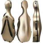 Estojo Case Violoncelo 4/4 Antoni Marsale Fibra Pro