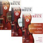 Método Prático para Violino Nicolas Laoureux