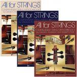 Método Contrabaixo Acústico All For Strings