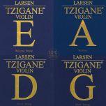 Encordoamento Violino Larsen Tzigane Média