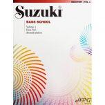 Método Contrabaixo Acústico Suzuki School