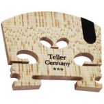 Cavalete Violino Teller Germany 3 Estrelas 4/4 Ébano em U