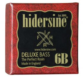 Breu Hidersine Deluxe Dark Contrabaixo Acústico 6B