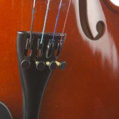 Estandarte Violino Alumínio com Afinador Tarttan