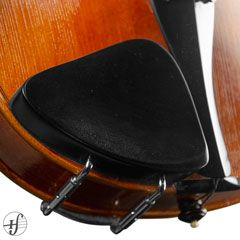 Queixeira Violino Ébano Huberman 3/4 e 4/4 Antoni Marsale