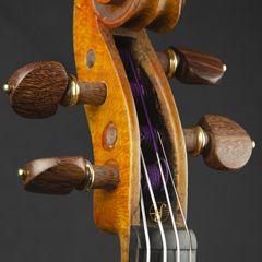 Cravelha Violino Tamarindo Hill Gold 4/4 Antoni Marsale (Jogo)