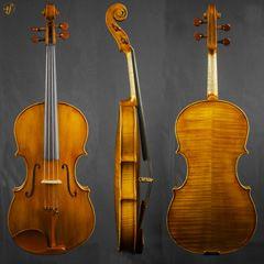 Viola de Arco Luthier Rudson Di Cavalcanti 2019 Gásparo da Salò