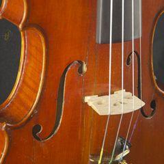 Violino Antigo Mittenwald Restauro Atelier di Andrade