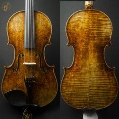 Violino Antoni Marsale Oficina 2021 Stradivarius V8