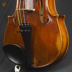 Violino Antoni Marsale Handcraft Danilo Barbalho 2021 Strad VH3