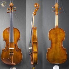 Violino Antoni Marsale Handcraft Daniel M M Silva 2021 Guarneri I