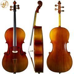 Violoncelo Antoni Marsale 4/4 Restaurado Francisco Rolim