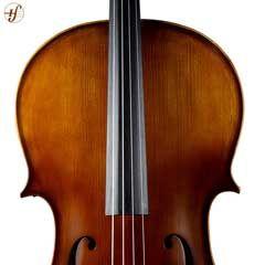 Violoncelo Erudithus HF100 4/4 Envelhecido (COM AVARIA)