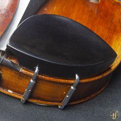 Queixeira Violino Ébano Canhoto Kaufman 3/4 e 4/4 Antoni Marsale
