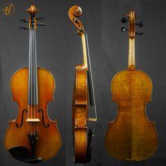 Viola de Arco Oficina Liuxi T20 Stradivarius
