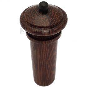 Botão Viola de Arco Tamarindo Hill Black Antoni Marsale