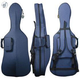 Capa Violoncelo Tarttan Bag Slim 4/4 Fio 600 Jeans