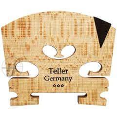 Cavalete Violino Teller Germany 3 estrelas 4/4 Ébano em V