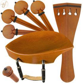 Conjunto Antoni Marsale para Violino, modelo VL50 Heart Teka 4/4.