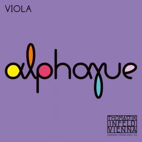 Corda Viola de Arco Thomastik Alphayue Média