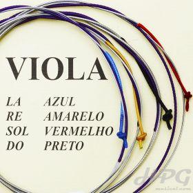 Corda Viola de Arco Mauro Calixto