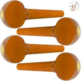 Cravelha Violino Boxwood French 4/4 Marsale (Jogo)'