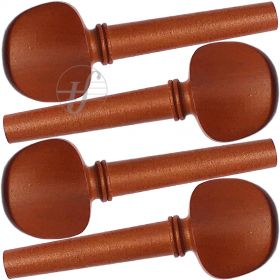 Cravelha Violino Jujube Round Standard 4/4 Tarttan (jogo)