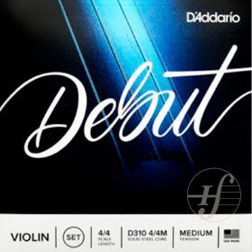 encordoamento-violino-daddario-debut-d310