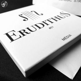 Encordoamento Violino Erudithus #01