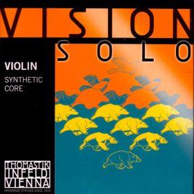 Encordoamento Violino Thomastik Vision Solo