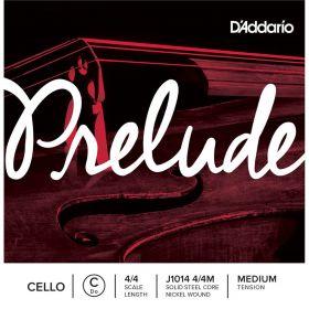 Encordoamento Violoncelo DAddario Prelude J1010
