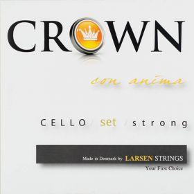 Encordoamento Violoncelo Larsen Crown Média