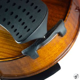Espaleira Performa Cyrus Creations Black Violino 4/4