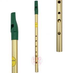 Flauta Irlandesa Feadóg Dó C Escovado