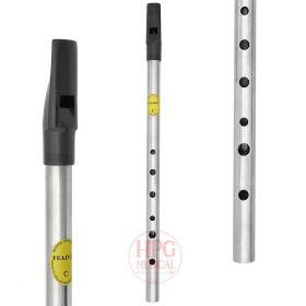 Flauta Irlandesa Feadóg Dó C Niquelado