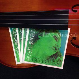 Encordoamento Violoncelo Pirastro Evah Pirazzi Soloist