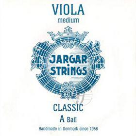 Corda Viola de Arco Jargar Classic Chromesteel 1ª La A (Média)